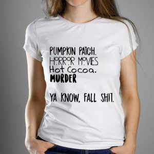 Premium Pumpkin Patch Watch Horror Movie Halloween shirt