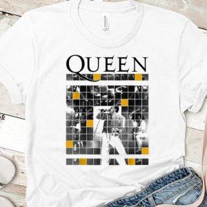 Premium Queen Official Live Concert Blocks shirt