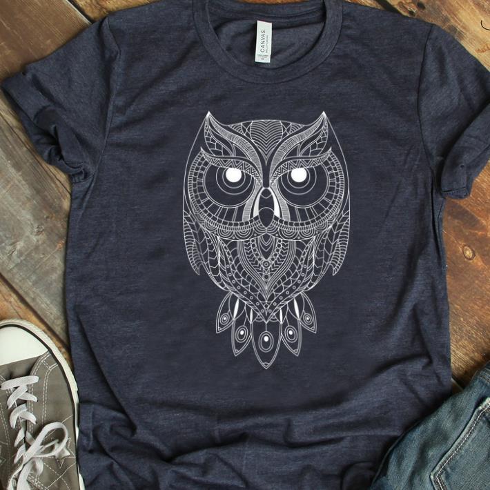 Premium Spirit Animal Owl shirt 1 - Premium Spirit Animal Owl shirt