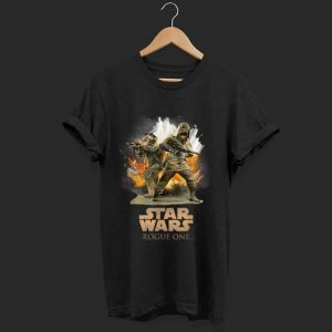 Premium Star Wars Rogue One Pao and Bistan Battle shirt