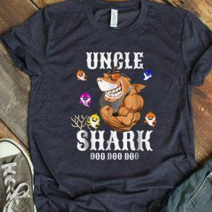 Premium Uncle Shark Doo Doo Doo shirt
