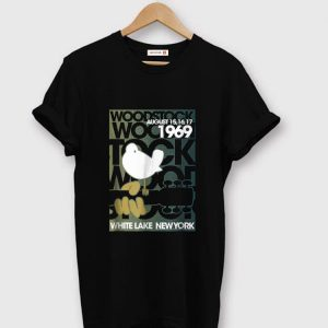 Premium Woodstock August 1969 White Lake New York shirt