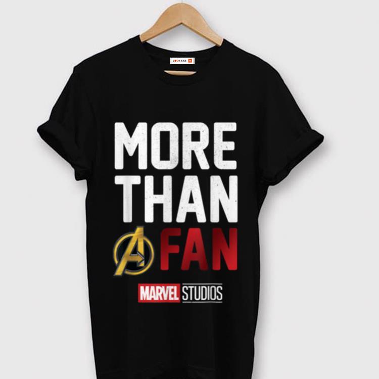 Pretty Avengers More Than A Fan Marvel Studio shirt 1 1 - Pretty Avengers More Than A Fan Marvel Studio shirt