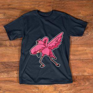 Pretty Dabbing Flamingo shirt