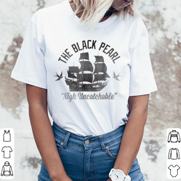 Pretty Disney Pirates of the Caribbean The black Pearl Night Untouchable shirt