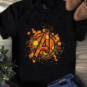 Pretty Marvel Avengers Spooky Spiders Halloween shirt