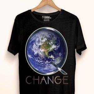 Qanon Earth Change Great Awakening shirt