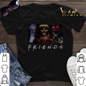The Crooked Man Friends The Conjuring Annabelle shirt