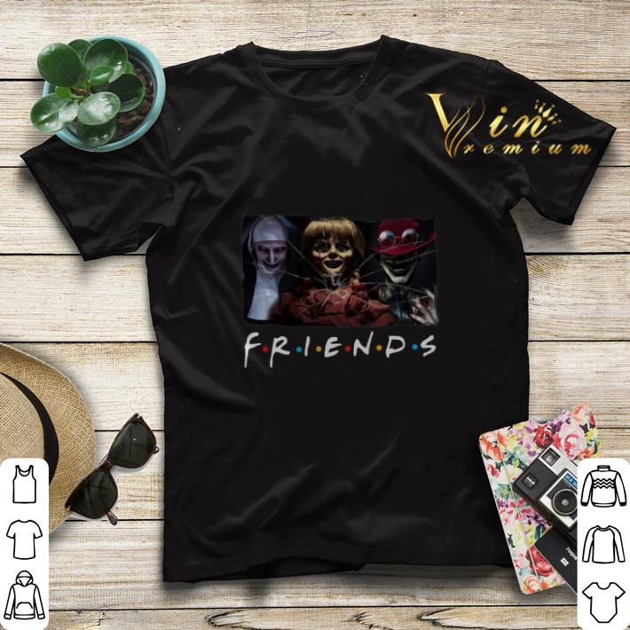 The Crooked Man Friends The Conjuring Annabelle shirt 4 - The Crooked Man Friends The Conjuring Annabelle shirt