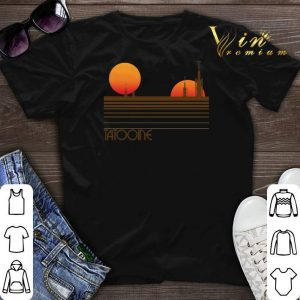 Visit Tatooine Sunset shirt sweater