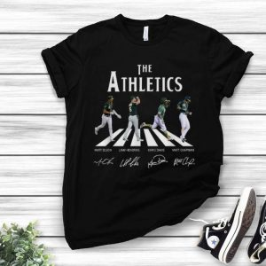 Abbey Road The Athletics signature shirt