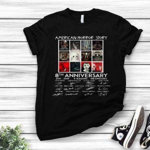 American Horror Story 8th Anniversary 2011-2019 Signature shirt