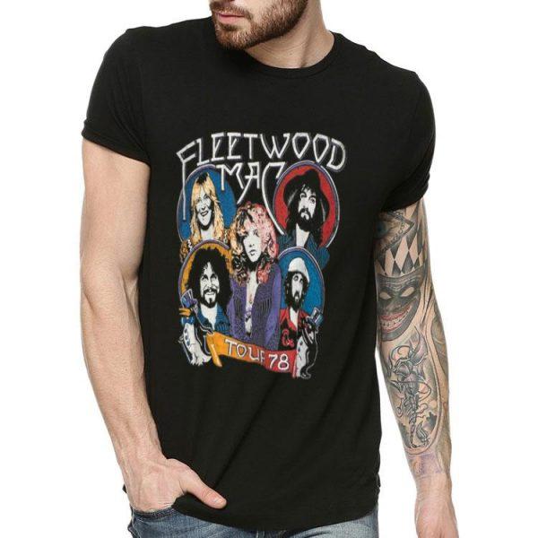 Health Educator Fleetwood Mac Tour 78 shirt