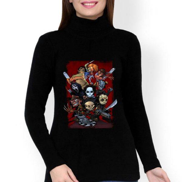 Horror Movie Slashers X Reader shirt