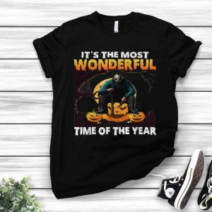 Jason Voorhees It's The Most Wonderful Time Of The Year shirt