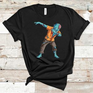 Official Dabbing Zombie Funny Halloween Gifts Men Zombies Dab Dance shirt