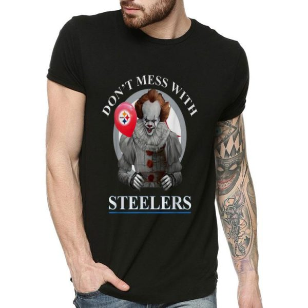 Pennywise Don't Mess With Pittsburgh Steelers shirt