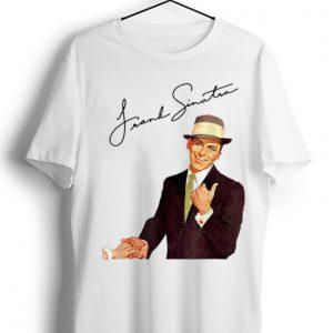 Premium Frank Sinatra Signature shirt