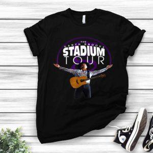 Vintage Garth Brook Stadium Tour Music Lover shirt
