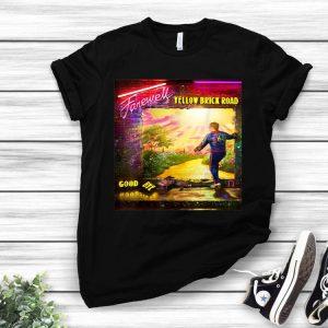 Yellow Brick Road Elton John Goodbye 2019 shirt