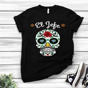 Yo Soy El Jefe Dia De Los Muertos Day Of The Dead shirt