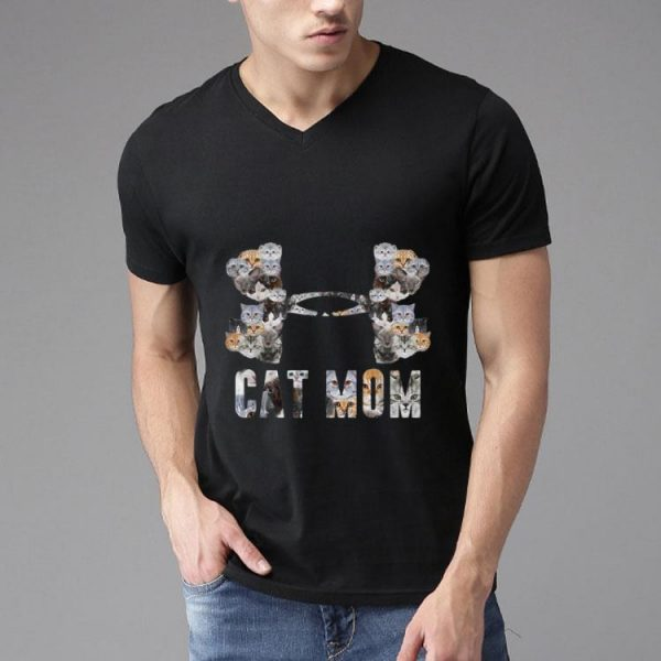 Under Armour Cat Mom Cat Lover shirt