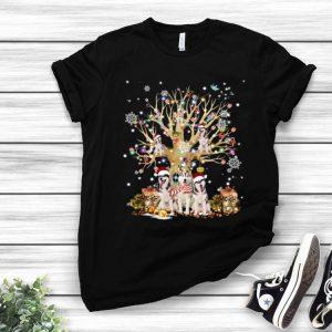 Alaskan Klee Kai Christmas Tree Dog Lover shirt