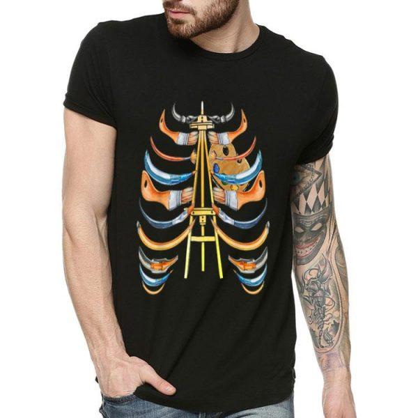 Art Bones - Art I Can Feel It In My Bones Halloween shirt
