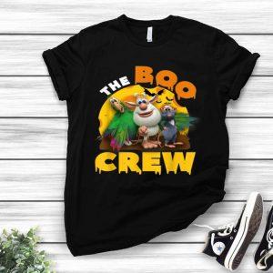 Booba The Boo Crew Halloween Costume shirt