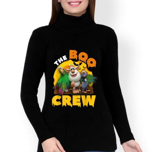Booba The Boo Crew Halloween Costume shirt