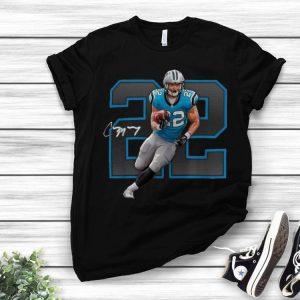 Carolina Panthers Christian McCaffrey Signature shirt