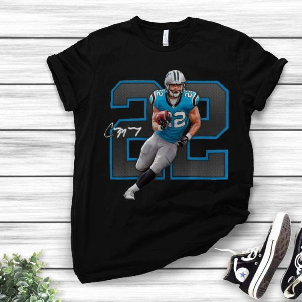 Carolina Panthers Christian McCaffrey Signature shirt