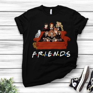 Friends Harry Potter shirt