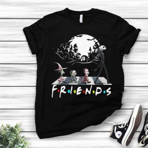 Friends The Nightmare Before Christmas shirt