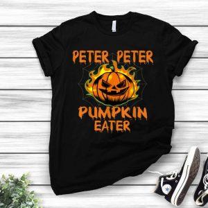 Halloween Costume Peter Peter Pumpkin Eater shirt