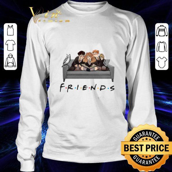 Harry Potter Friends TV Series shirt