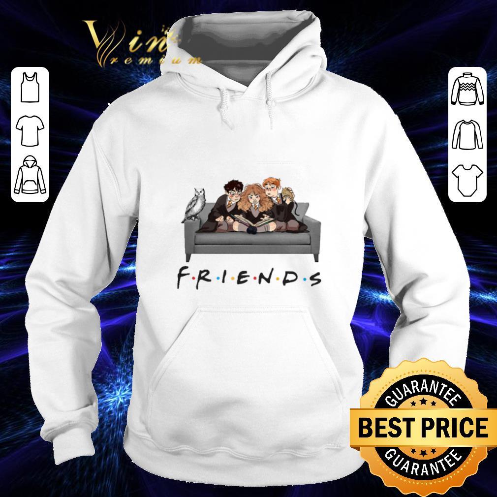 Harry Potter Friends TV Series shirt 4 - Harry Potter Friends TV Series shirt