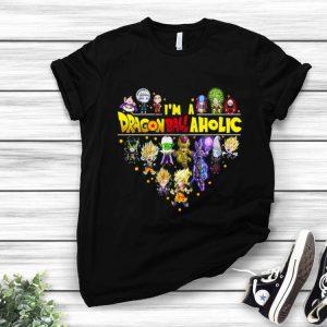 I'm A Dragon Ball Aholic Dragon Ball Super shirt