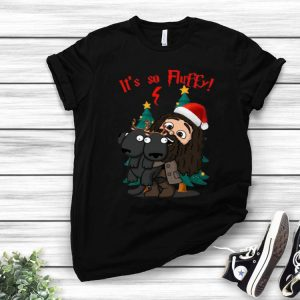 It's So Fluffy Christmas shirt