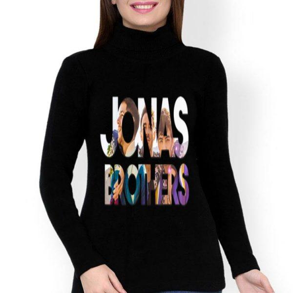 Jonas Brothers Happiness Tour Lovers shirt
