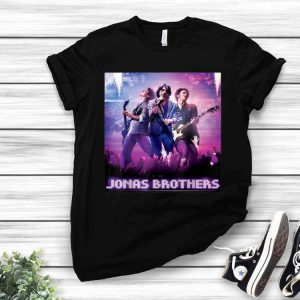 Jonas Brothers Performance shirt
