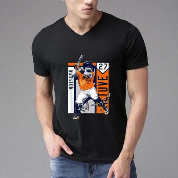 Jose Altuve Houston Astros MLB Signature shirt