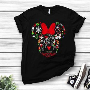Merry Christmas Disney Minnie Mouse shirt