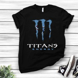 Monster Tennessee Titans Energy shirt