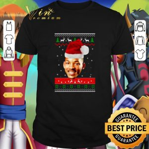Nice The Fresh Prince of Bel-Air Christmas shirt