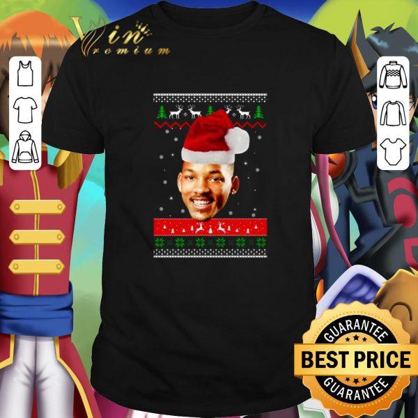 Nice The Fresh Prince of Bel-Air Christmas shirt