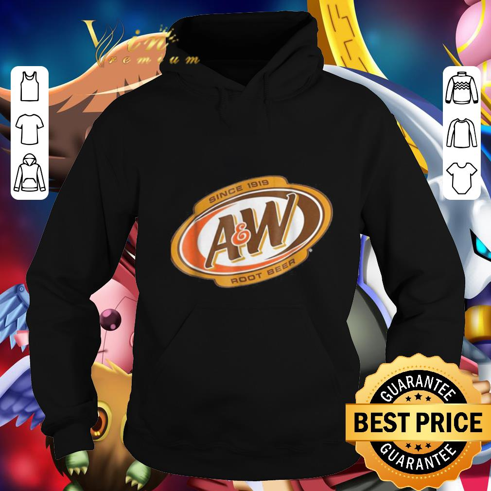 Official A And W Root Beer Since 1918 shirt 4 - Official A And W Root Beer Since 1918 shirt
