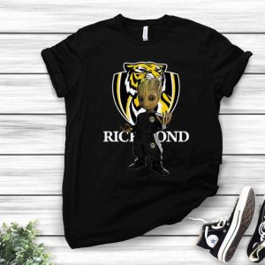 Baby Groot Richmond Tiger shirt
