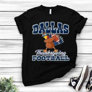 Dallas Cowboys Thanksgiving Day Turkey Playing Football shirt