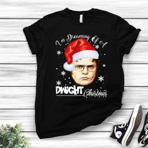 Dwight Schrute I'm Dreaming Of A Dwight Christmas shirt
